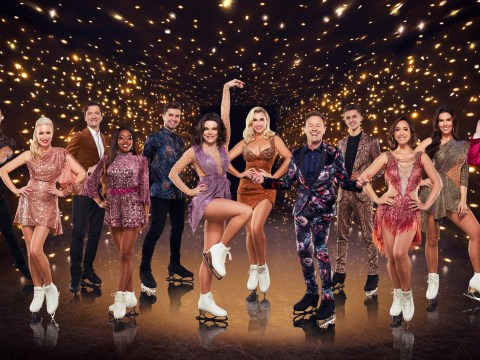 Full Dancing On Ice 2021 celebrity lineup revealed