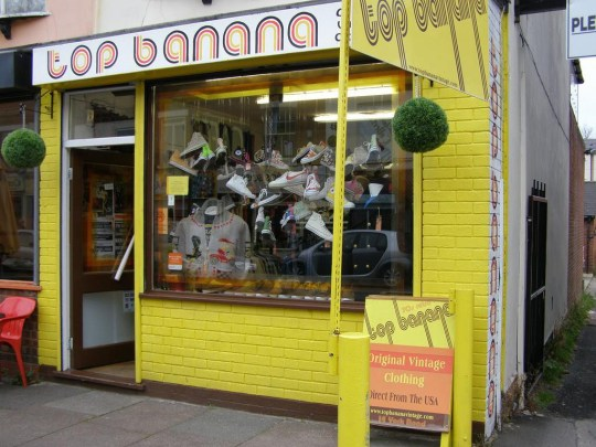 Top Banana Vintage Birmingham