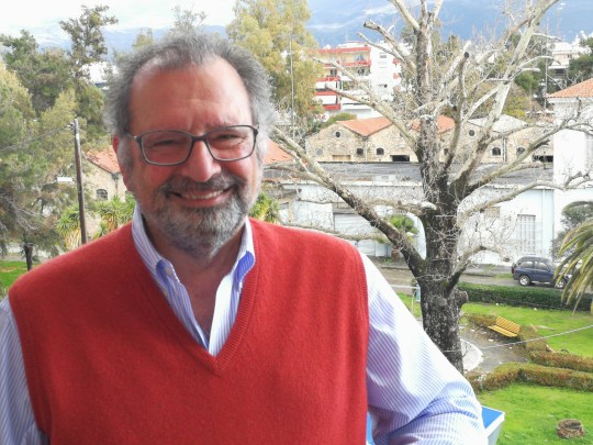 Noel Josephides, a director of specialist travel association AITO