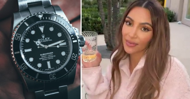 Kardahsian fam thanks KUWTK crew with 30 Rolex watches