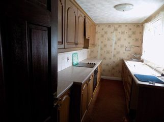 kitchen in chilton house