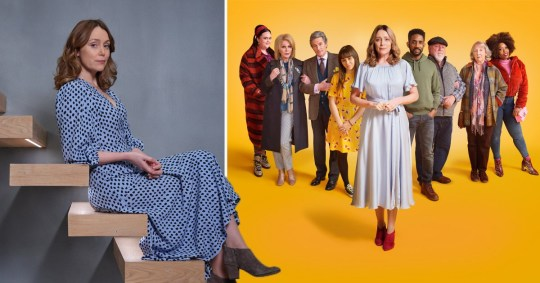 Keeley Hawes on Finding Alice: ?I can't be responsible for people's grief, but I hope they can relate?