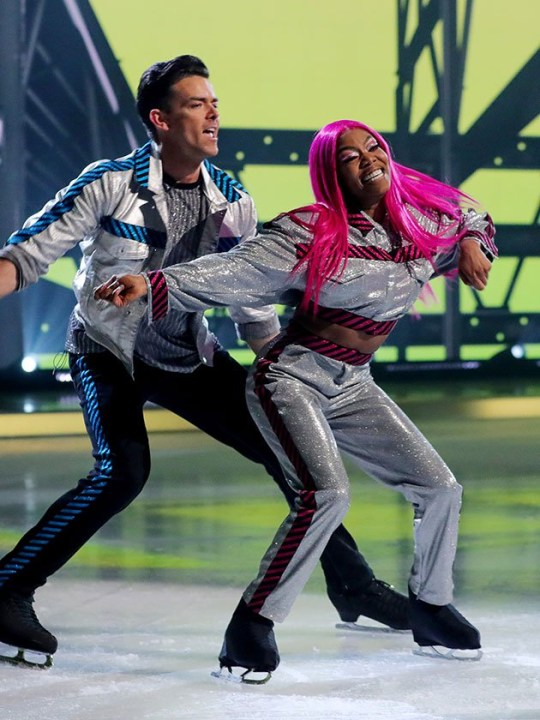 Dancing on Ice: Lady Leshurr