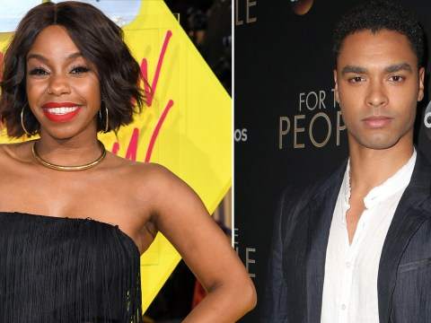 London Hughes backs Bridgerton's 'charming' Rege-Jean Page for James Bond after sharing on-screen kiss