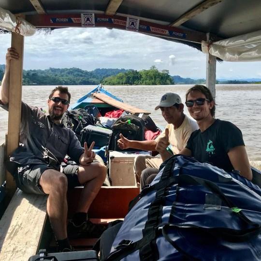 David Attenborough crew