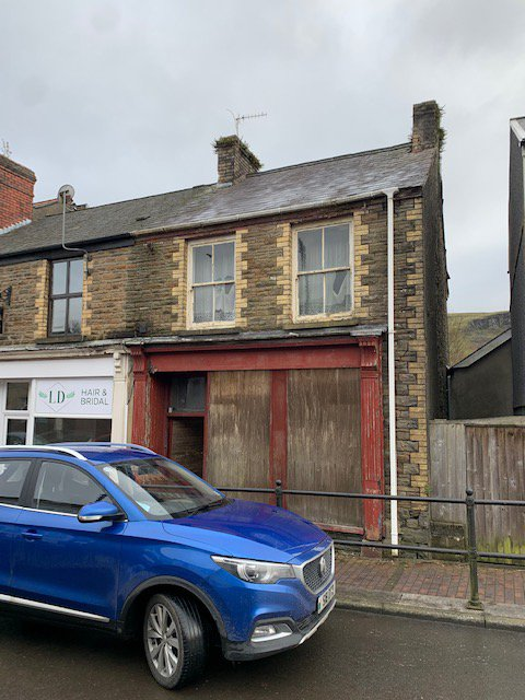 Corner shop that's been left untouched for 20 years is on sale for £26,000