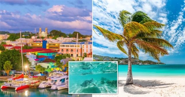 Antigua island pictures