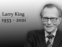 Larry King dead Getty