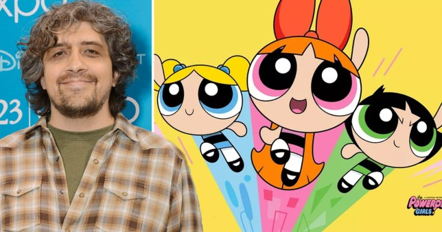 Powerpuff Girls creator Craig McCracken