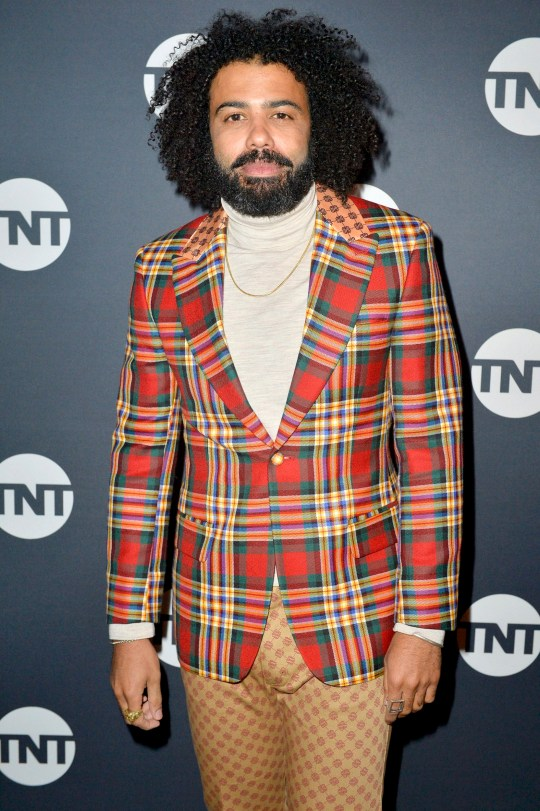 Actor Daveed Diggs attends the Snowpiercer event in Utah