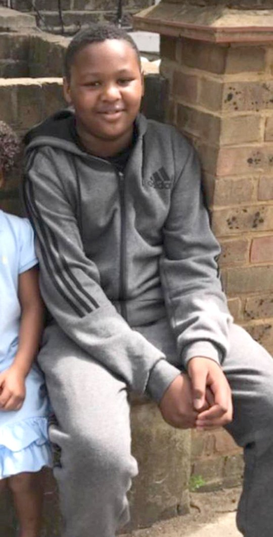 EXC PRINT BEFORE WEB / Picture shows: Collects of Romario Opia,15, who was stabbed to death on the Elthorne Estate in North London. Picture By Kerry Davies 26/1/2021