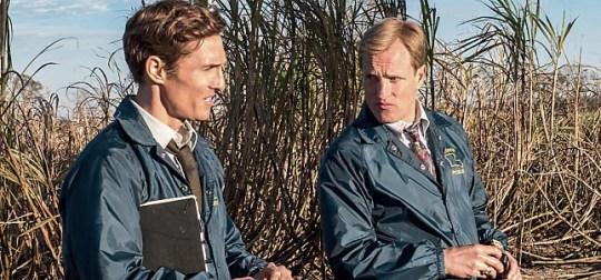 Matthew McConaughey - true detective