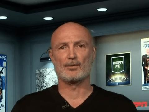 Frank Leboeuf blasts Jurgen Klopp's Manchester United 'excuses'