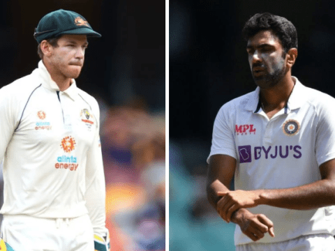 Ravichandran Ashwin trolls Tim Paine after India's stunning series win over Australia