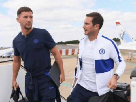 Chelsea outcast Danny Drinkwater sends message to Frank Lampard after appearing to celebrate his sacking