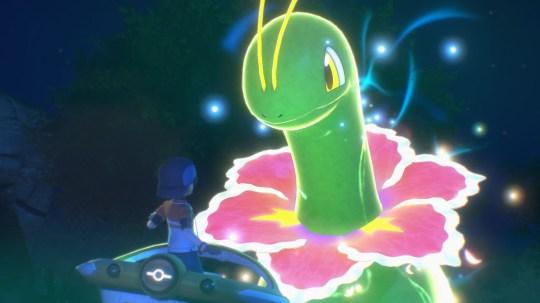 New Pokémon Snap screenshot