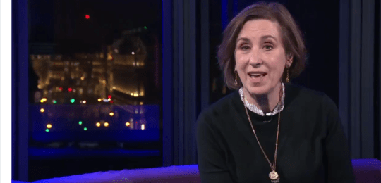 Kirsty Wark on Newsnight