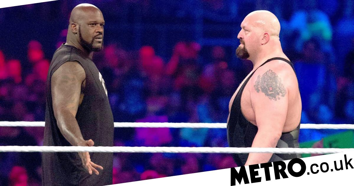 WWE: Big Show wants Shaquille O'Neal in dream WrestleMania ...
