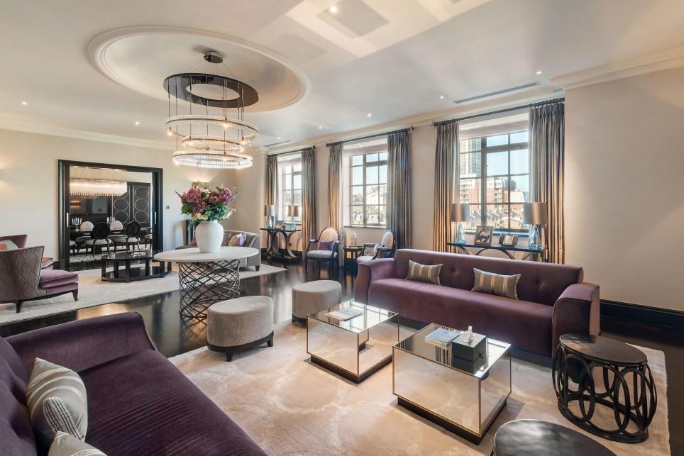 six-bedroom duplex aparte
