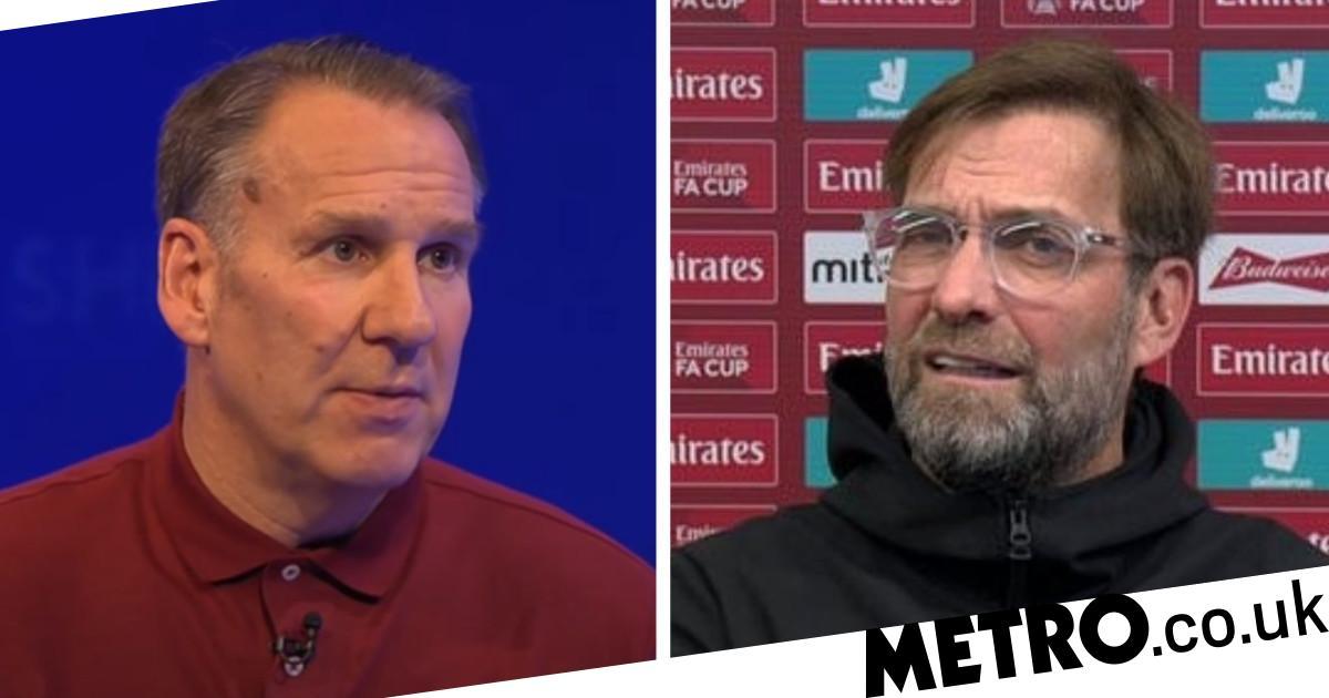 Paul Merson slams Jurgen Klopp team selection and Liverpool forward Divock Origi after Burnley defeat - metro