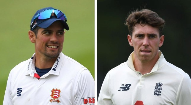 Alastair Cook is confident Essex team-mate Daw Lawrence will prove a hit for England