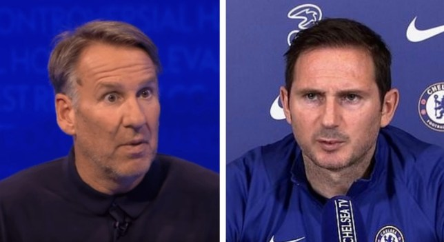 Paul Merson has rated Chelsea's chances of winning the Premier League