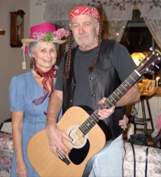 Dick and Shirley Meek