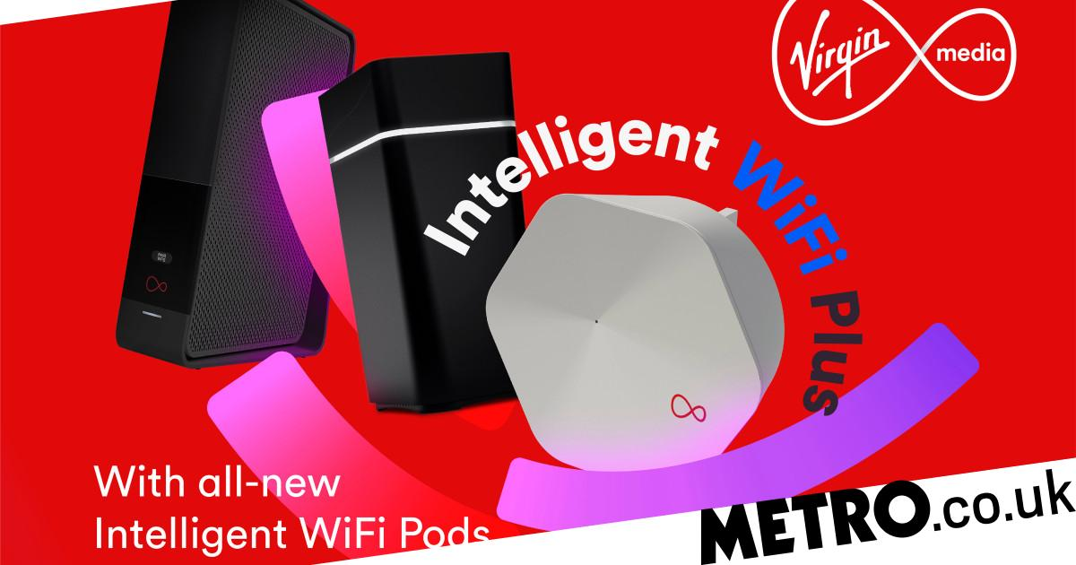Virgin Media Intelligent WiFi Plus review: a simple web-boosting solution