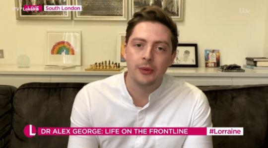 Dr Alex George