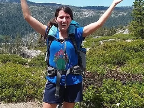 Covid long-hauler, 25, who used to love hikes now so weak she can barely walk
