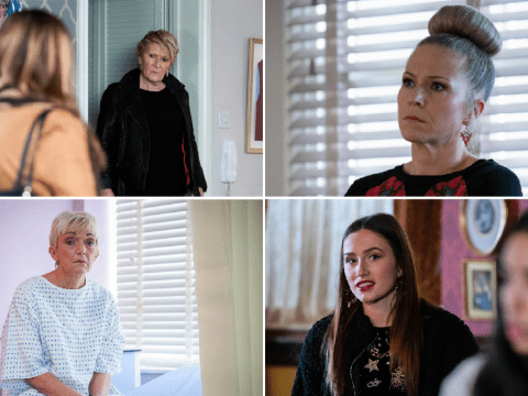 EastEnders spoilers: Tina death twist, abuser Katy exposed and Jean's cancer trauma