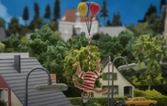 Danish children's show John Dillermand