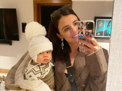 Lucy Mecklenburgh fires back as trolls claim her body 'isn't realistic' after having son