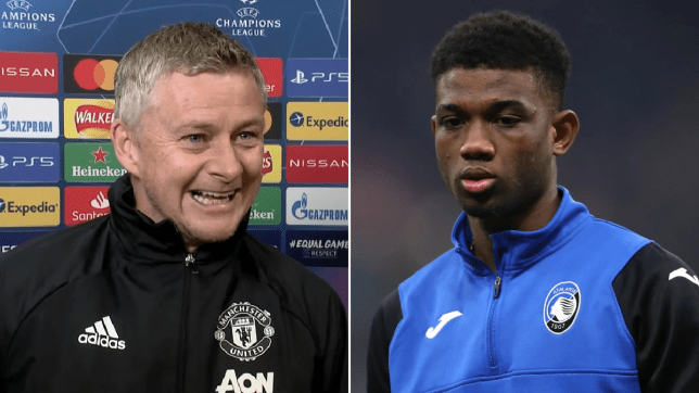 Ole Gunnar Solskjaer contacts Amad Diallo ahead of Manchester United arrival
