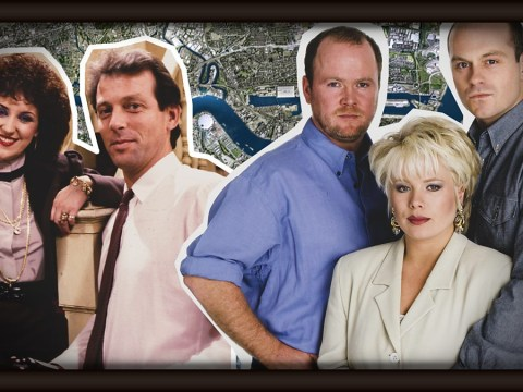 Classic EastEnders boxset now available to stream on BBC iPlayer