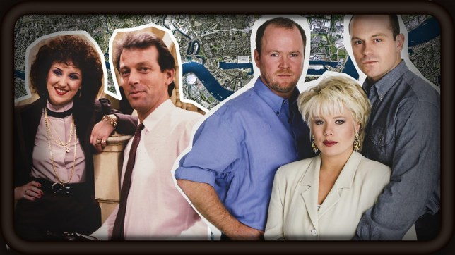 EastEnders iconic episodes