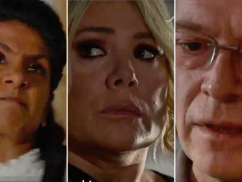 EastEnders spoilers: New trailer reveals Ian death drama, Sharon's revenge and Suki's evil