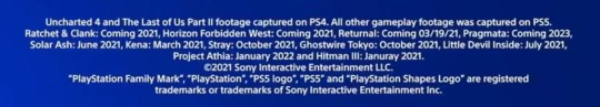 Sony PS5 release dates