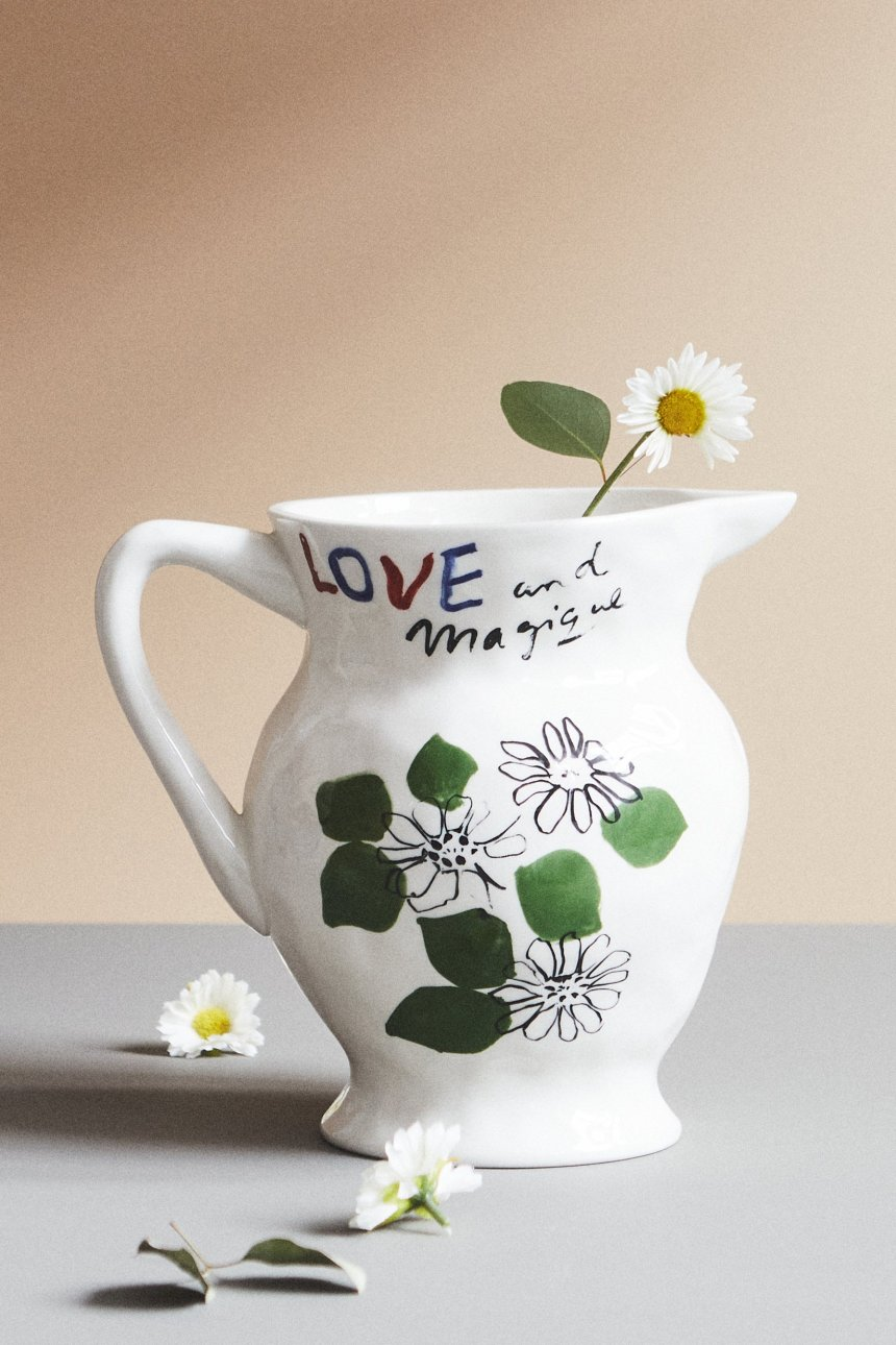 Hotel Magique For Anthropologie Love And Magique Pitcher