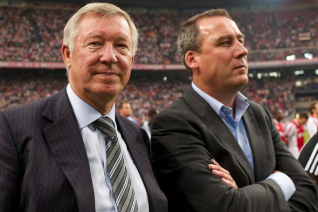 Rene Meulensteen, right, has revealed where Manchester United need to strengthen