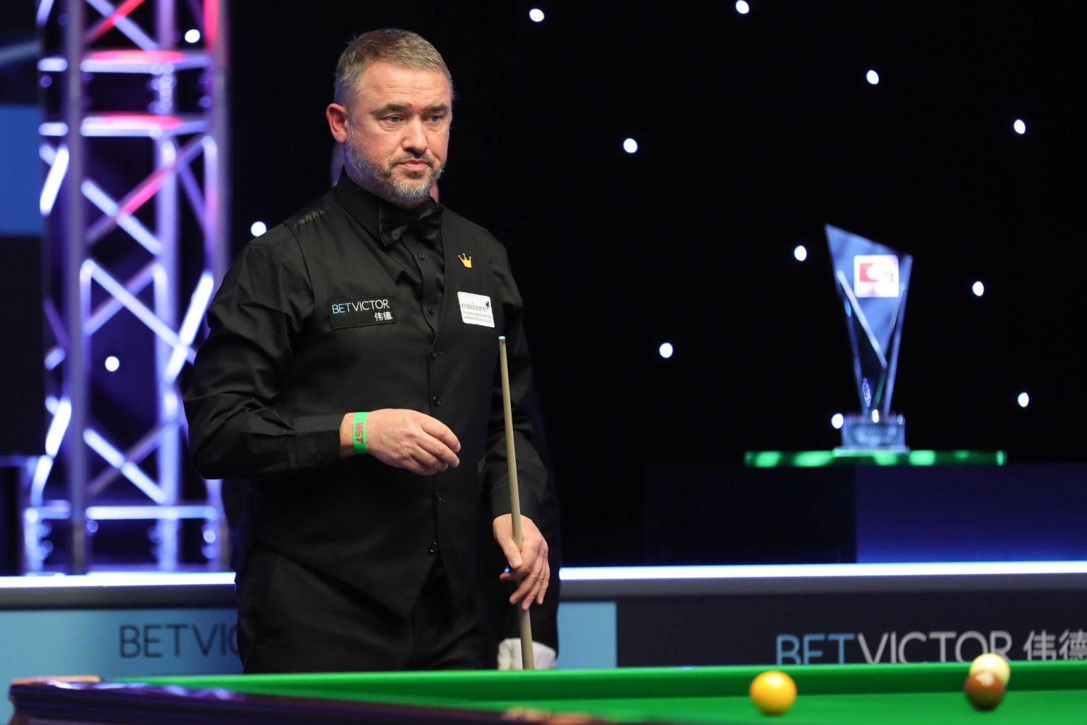Stephen Hendry assesses World Snooker Championship chances after first match in nine years