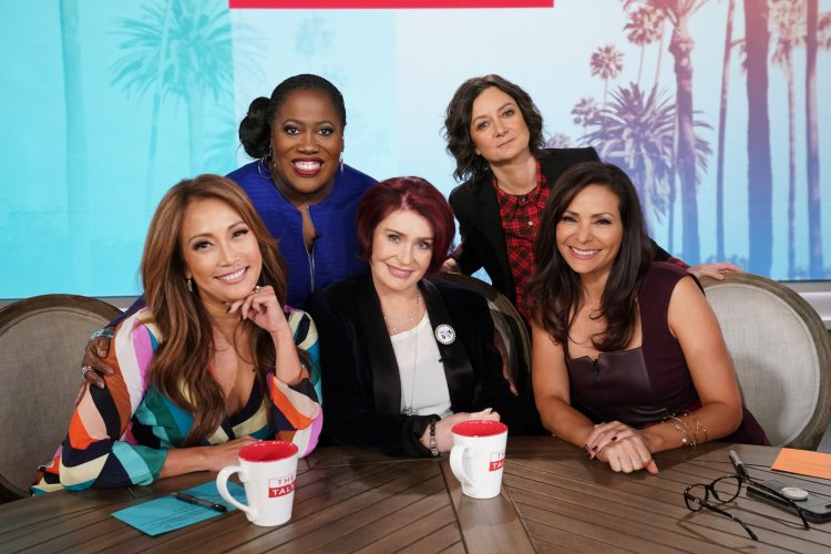 The Talk: Carrie Ann Inaba takes 'leave of absence' from ...