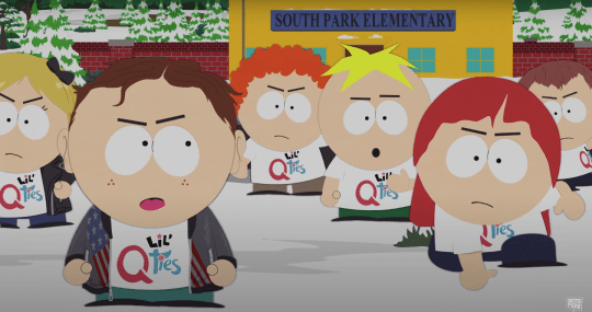 South Park vaccination special on Comedy Central