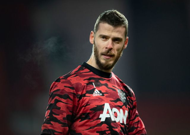 David de Gea is reportedly preparing to leave Manchester United