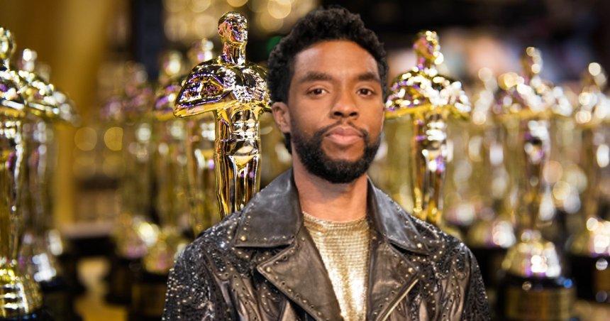 Oscars 2021, Chadwick Boseman.