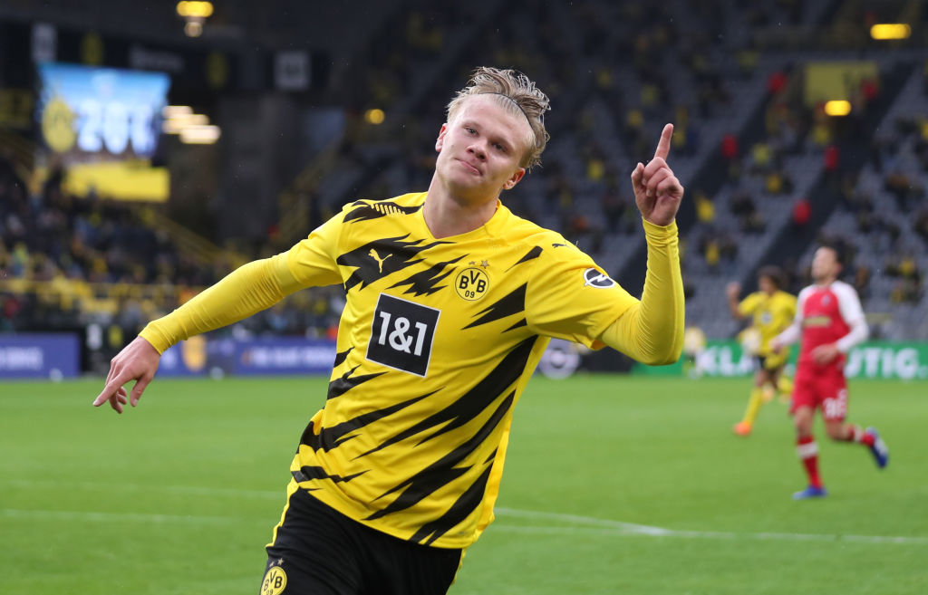 A deal for Erling Haaland is likely to cost Chelsea around £150m this summer