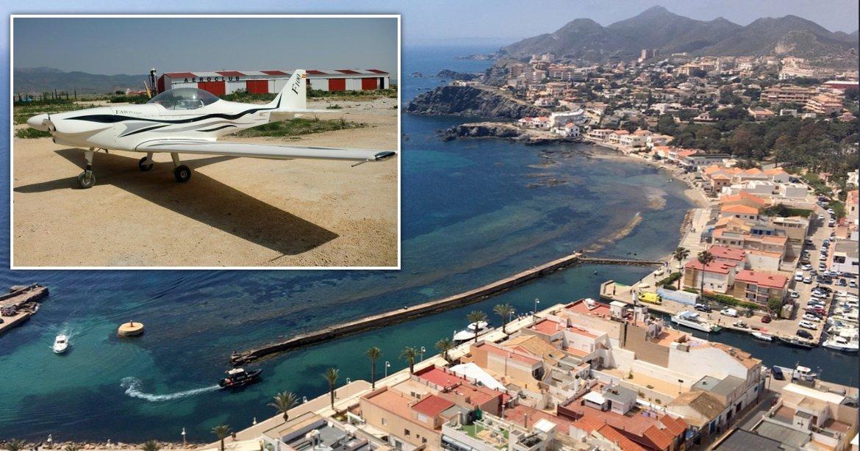 British man dies as plane crashes into sea near Spanish beach | Metro News