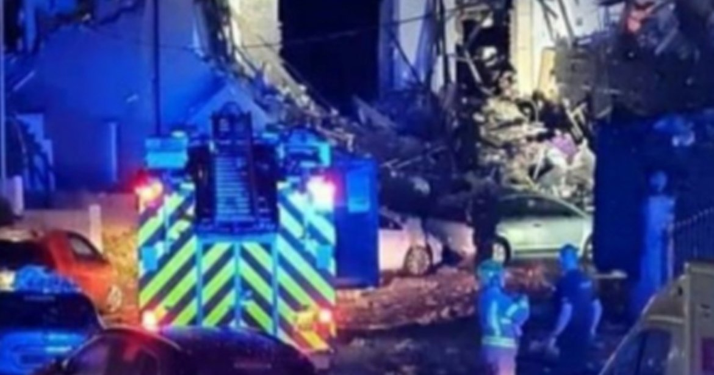 Heysham: gas explosion kills child, seriously injures four othersough three  homes | Metro News