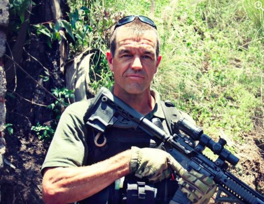 Leo Prinsloo now teaches courses on the use of firearms