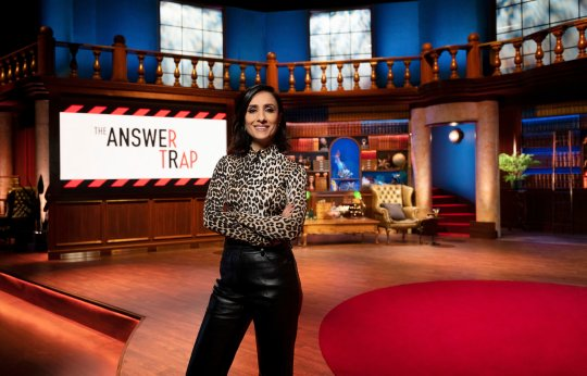 Anita Rani on The Answer Trap